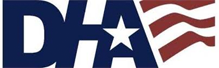 DHA - Defense Health Agency logo